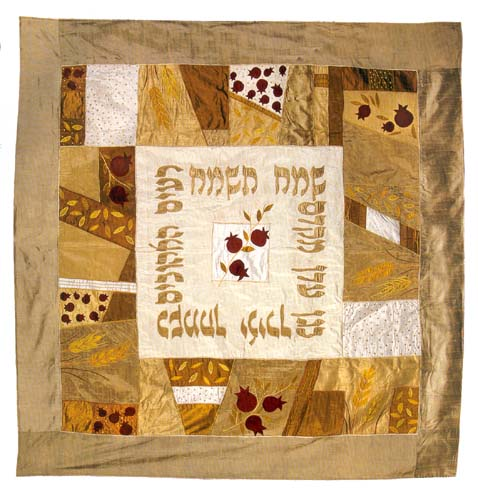 how to make a chuppah with a tallit