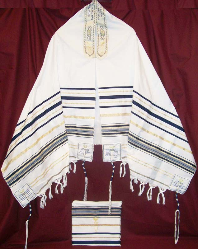 Messianic Scriptures Prayer Shawl Tallit Prayer Shawls