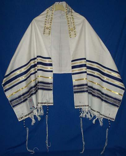 ESTHER PRAYER SHAWL - TALLIT - PRAYER SHAWLS - FREE TALLITS